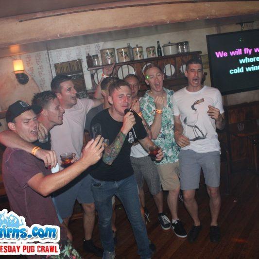 wed boys karaoke